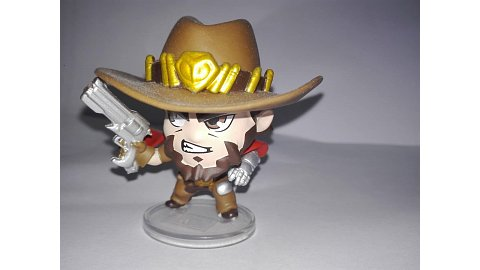 Overwatch Cute but Deadly - Blindbox - McCree