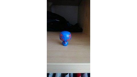 Malého modrého Spidermana