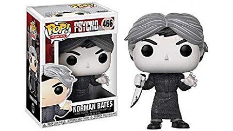 Psycho - Norman Bates exclusivní černobílá edice!