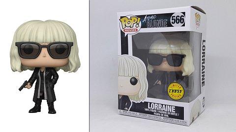 566 Lorraine - w/ Gun & Sunglasses Chase (Atomic Blonde)
