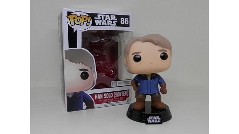 86 Han Solo Snow Gear (Star Wars) Loot Crate Exclusive