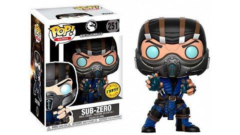 Sub-Zero Chase verze