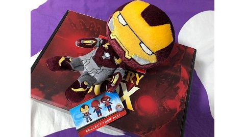 Plyšák - Iron Man