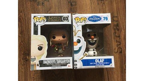Olaf a Daenerys