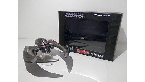 Battlestar Galactica - Scar Cylon Raider TITANS (Loot Crate Exclusive)