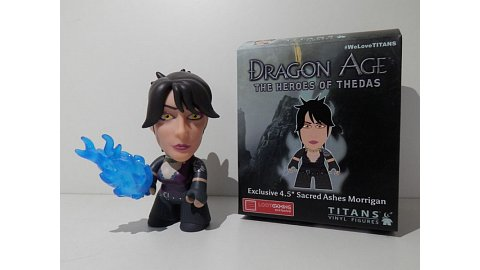 TITANS figurka Dragon Age: Sacred Ashes - Morrigan (Loot Crate Exclusive)