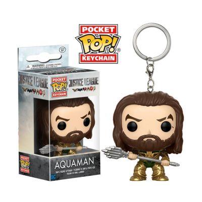 Aquaman - přívěsek na klíče