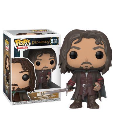 Aragorn - Pán prstenů