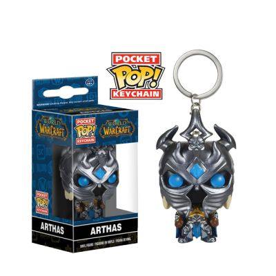 Arthas - přívěsek na klíče