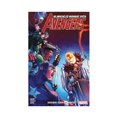 Crew Avengers 5: Souboj Ghost Riderů