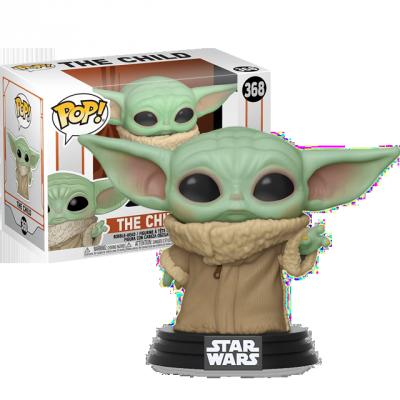 Funko POP Baby Yoda - Mandalorian