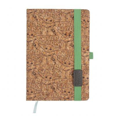 Baby Yoda Zápisník