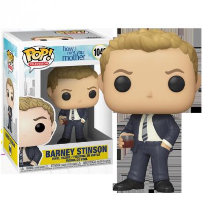 Funko POP Barney Stinson