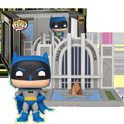 Funko POP Batman 80th - Hall of Justice