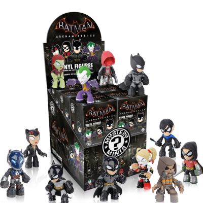 Batman Arkham - Blindbox