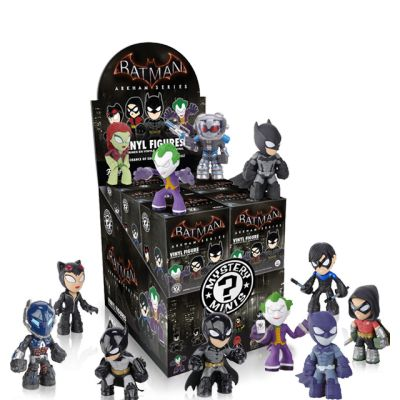 Batman Arkham - Blindbox GAMESTOP