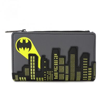 Batman Bat Signal Wallet