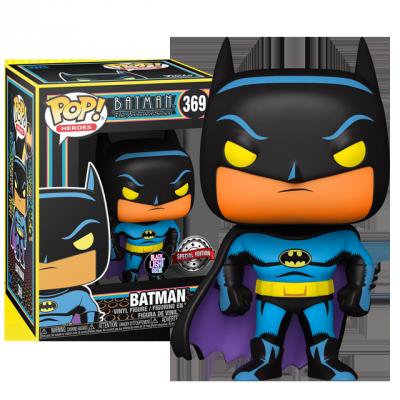 Funko POP Batman - Black Light