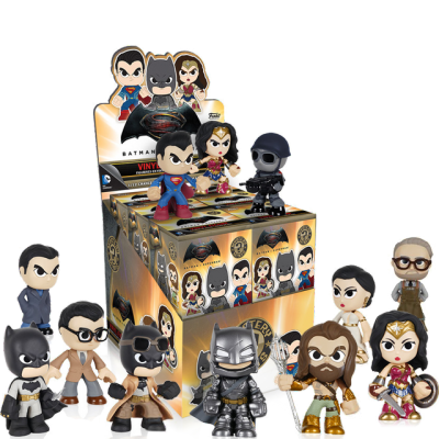 Mystery Minis Batman vs Superman - Blindbox