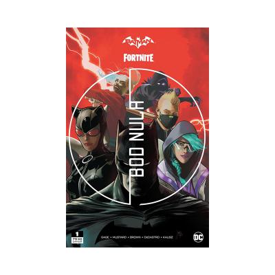 Crew Batman/Fortnite: Bod nula 1