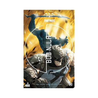 Crew Batman/Fortnite: Bod nula 3