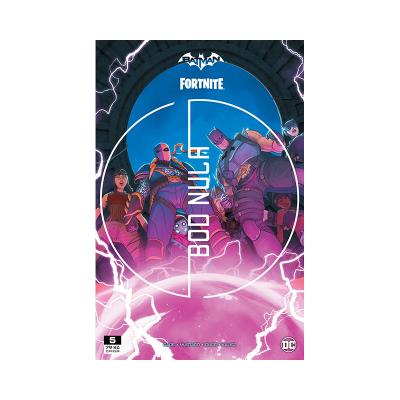 Crew Batman/Fortnite: Bod nula 5