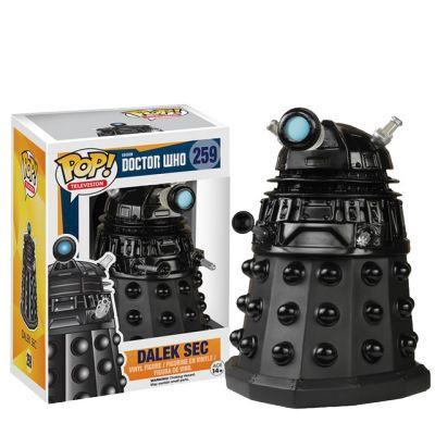 Black Dalek Sec.
