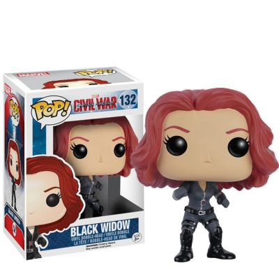Black Widow - Civil War