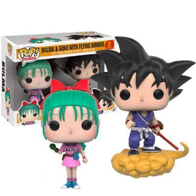 Bulma & Goku - Dragonball Z