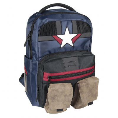 Captain America Travel Backpack