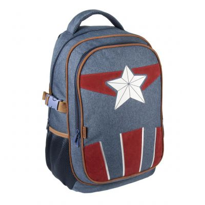 Captain America Avengers Casual Backpack