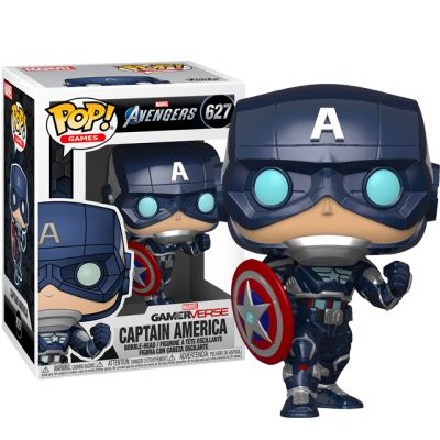 Captain America - Avengers Game