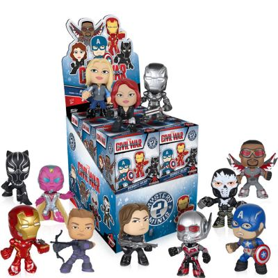 Captain America Civil War - Blindbox