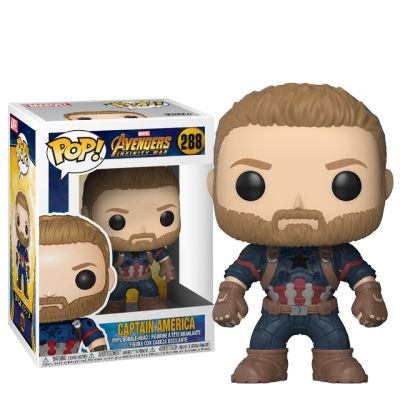 Captain America - Infinity War