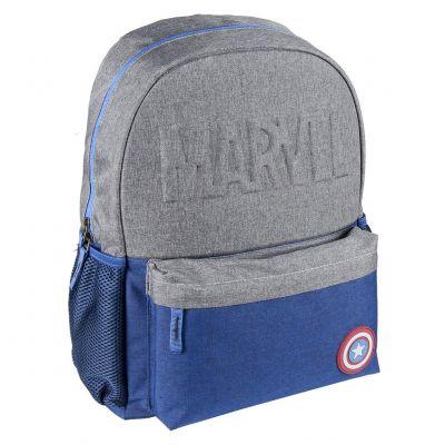 Captain America Marvel School Backpack
