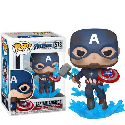 Captain America with hammer - Endgame