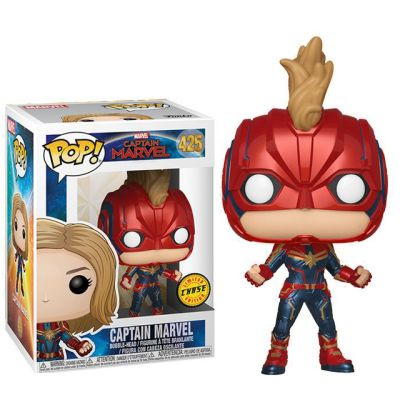 Captain Marvel CHASE