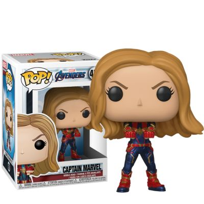 Captain Marvel - Endgame