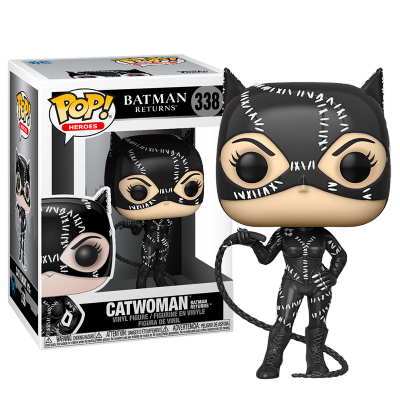 Funko POP Catwoman - Batman Returns