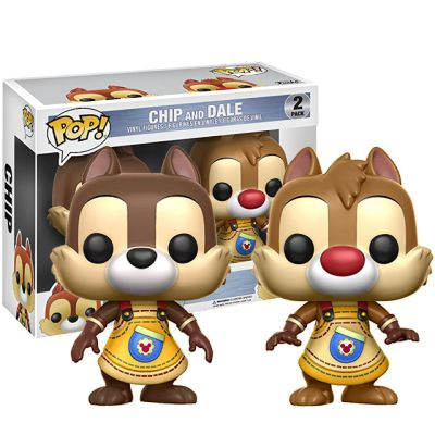 Chip a Dale 2-pack