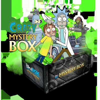 Crazy #1 Mystery Box