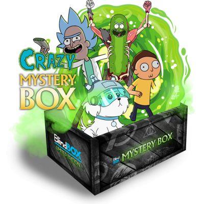 Crazy #2 Mystery Box