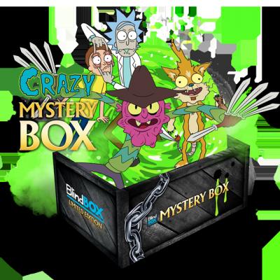 Crazy #3 Mystery Box