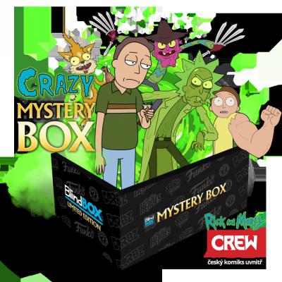 Crazy #4 Mystery Box CREW