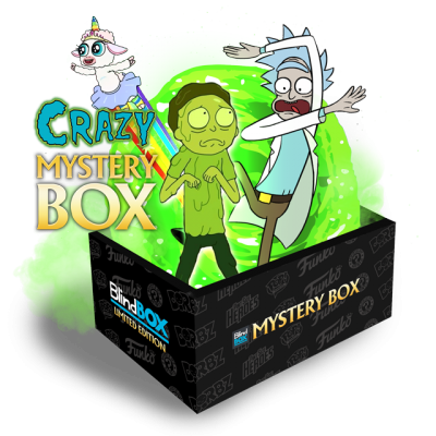 Crazy #5 Mystery Box