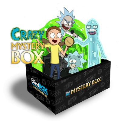 Crazy #6 Mystery Box