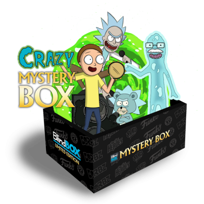 Blindbox Crazy #6 Mystery Box