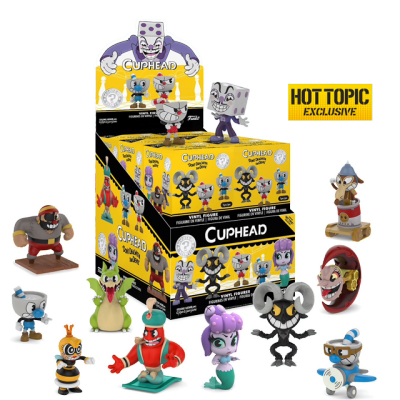 Mystery Minis Cuphead - Blindbox HOTTOPIC