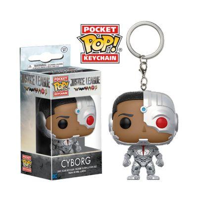 Cyborg - přívěsek na klíče