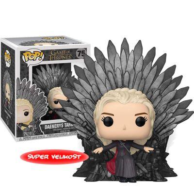 Daenerys na trůnu